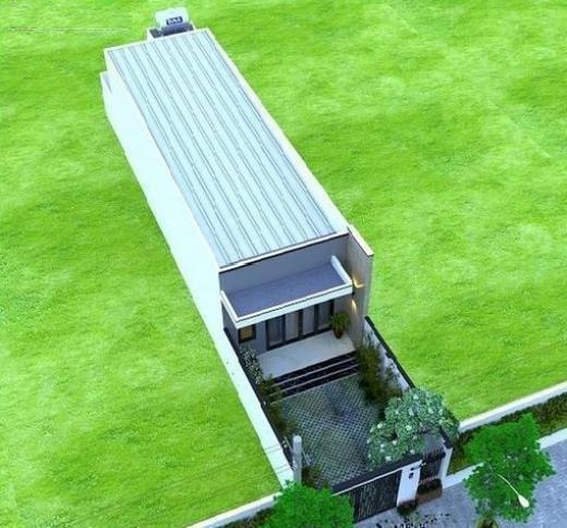 giá xây nhà cấp 4 mái tôn