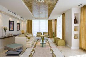 lấy ánh sáng tự nhiên cho phòng khách